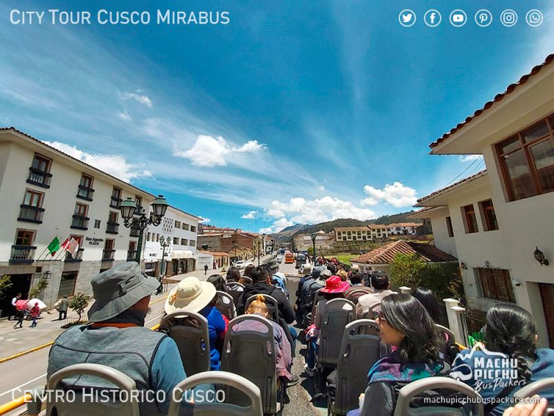 City Tour Cusco Mirabus Panorámico