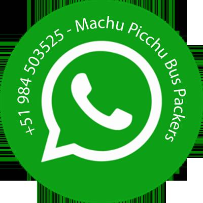 Salkantay Trek Whatsapp